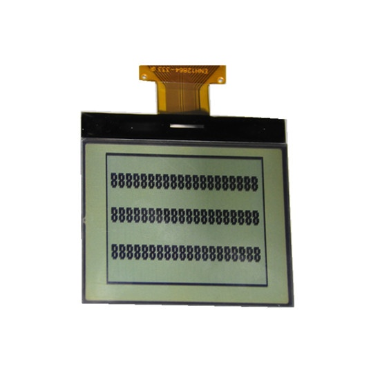 128X64 Graphic LCD For fish finder LCD Module with Long-term shipment