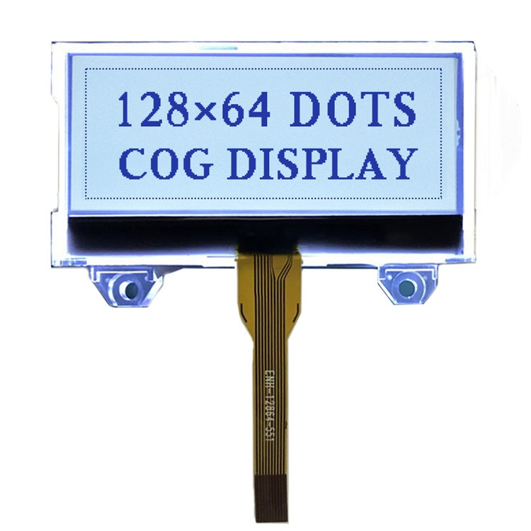 LCD panel manufacturers 128x64 dots graphic lcd module