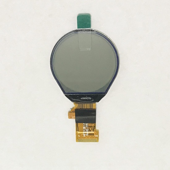 Round LCD Screen Serial Interface 128x128 Pixels