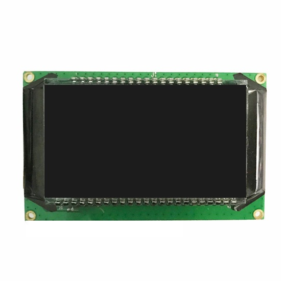Digit 7 Segment LCD Display Screen With Printed Color