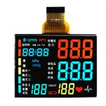 ENG-5508 VA Display For Medical apparatus and Instrument Segment LCD