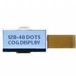 ENH-DG128048-02 128X48 STN Graphic LCD For Handheld devices Different color backlight