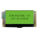 ENH-DG128064-37128X64 Graphic LCD with Green backlight For industrial application Long-term shipment